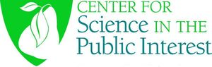 logo for Center for Science in the Public Interest