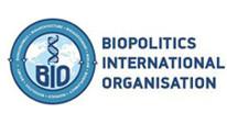 logo for Biopolitics International Organisation