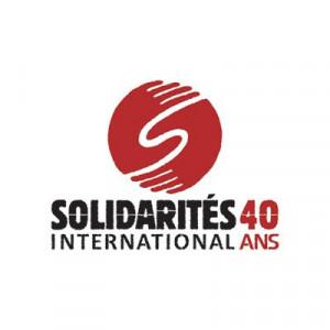 logo for Solidarités International