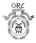 logo for Collegium Oto-Rhino-Laryngologicum Amicitiae Sacrum
