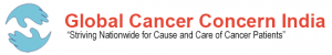 logo for Global Cancer Concern India