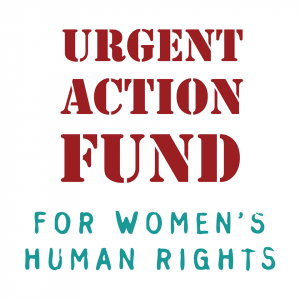 logo for Urgent Action Fund for Women's Human Rights