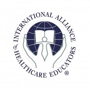 logo for International Alliance of Healthcare Educators