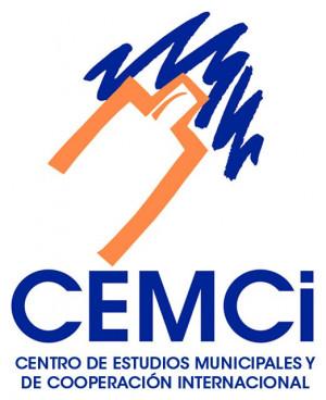 logo for Centro de Estudios Municipales y de Cooperación Internacional