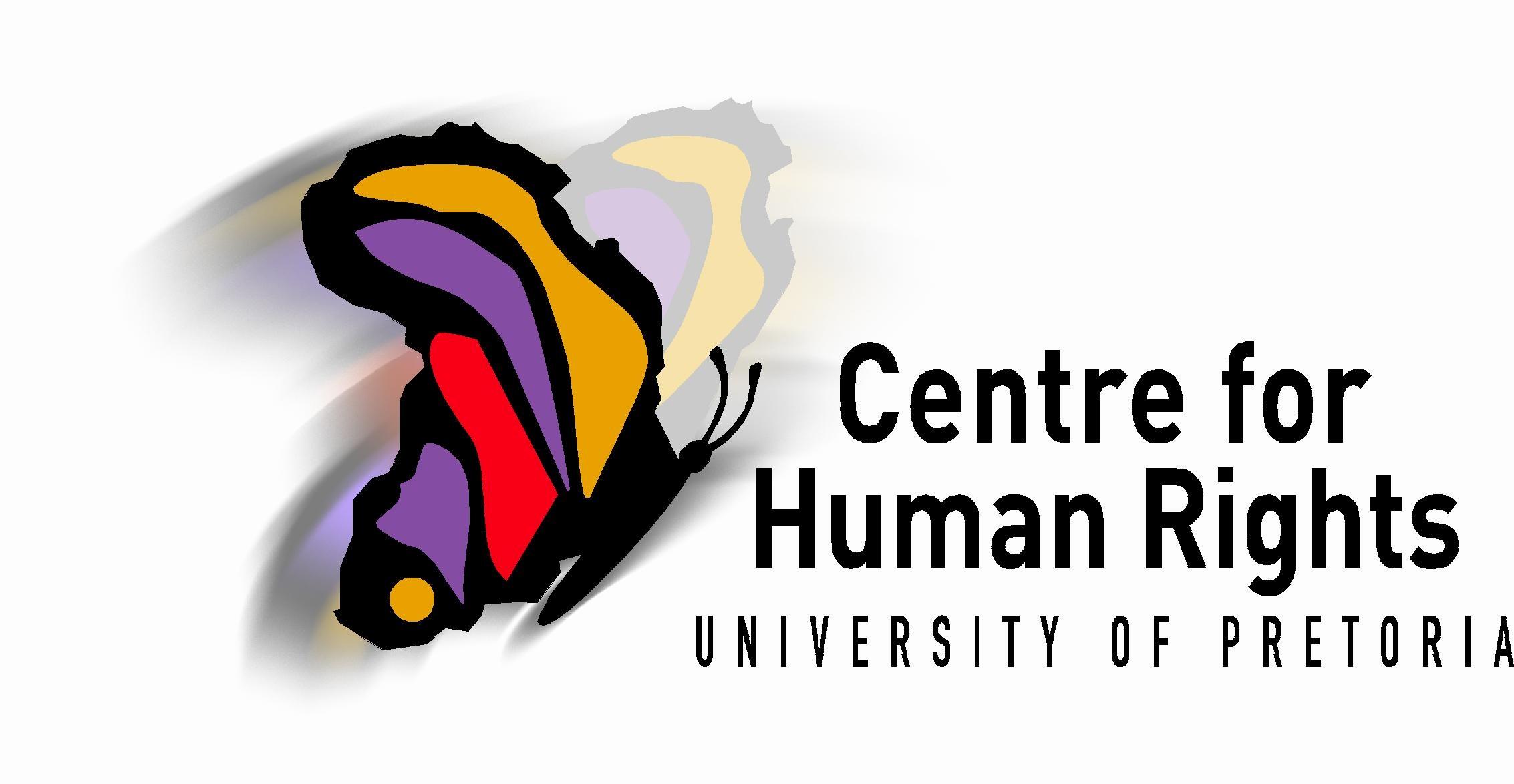 logo for Centre for Human Rights, Pretoria