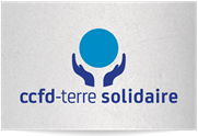 logo for Catholic Committee Against Hunger and for Development