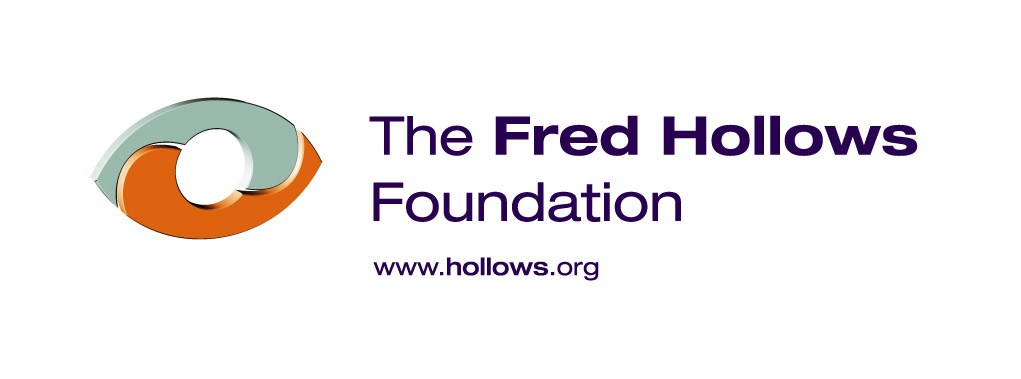 logo for Fred Hollows Foundation