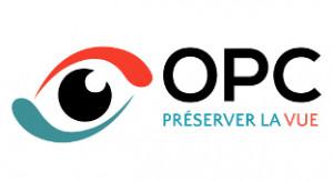 logo for Organisation pour la prévention de la cécité