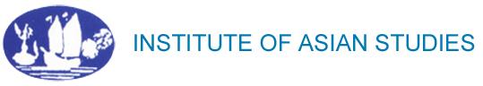 logo for Institute for Asian Studies, Madras