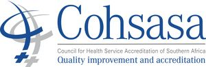 logo for Council for Health Service Accreditation in Southern Africa