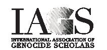 logo for International Association of Genocide Scholars