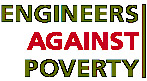 logo for Engineers Against Poverty