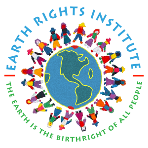logo for Earth Rights Institute