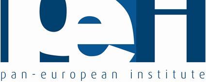 logo for Pan-European Institute, Turku