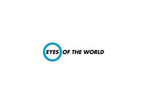 logo for Eyes of the World Foundation