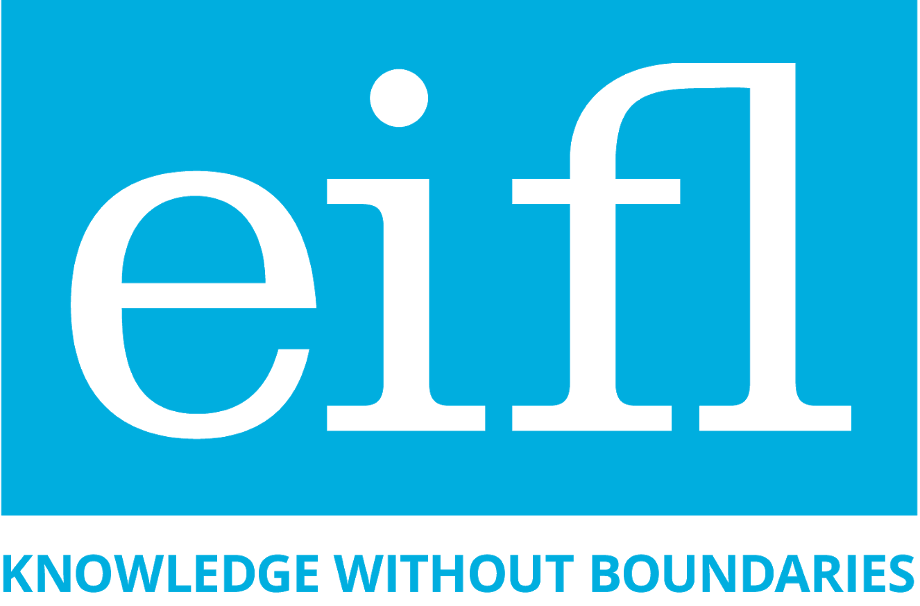 logo for Electronic Information for Libraries