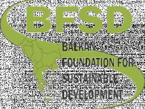 logo for Balkan Foundation for Sustainable Development