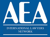 logo for AEA - International Lawyers Network