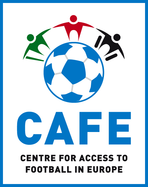 logo for Centre for Access to Football in Europe