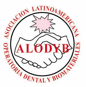 logo for Asociación Latinoamericana de Odontologia Restauradora y Biomateriales