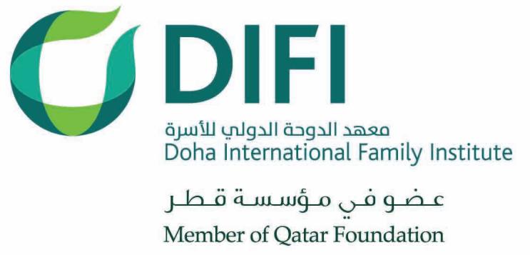 logo for Doha International Family Institute