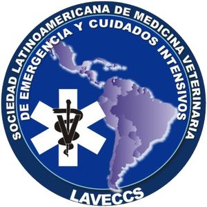 logo for Latin American Veterinary Emergency and Critical Care Society