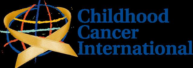 logo for Childhood Cancer International