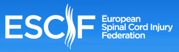 logo for European Spinal Cord Injury Federation