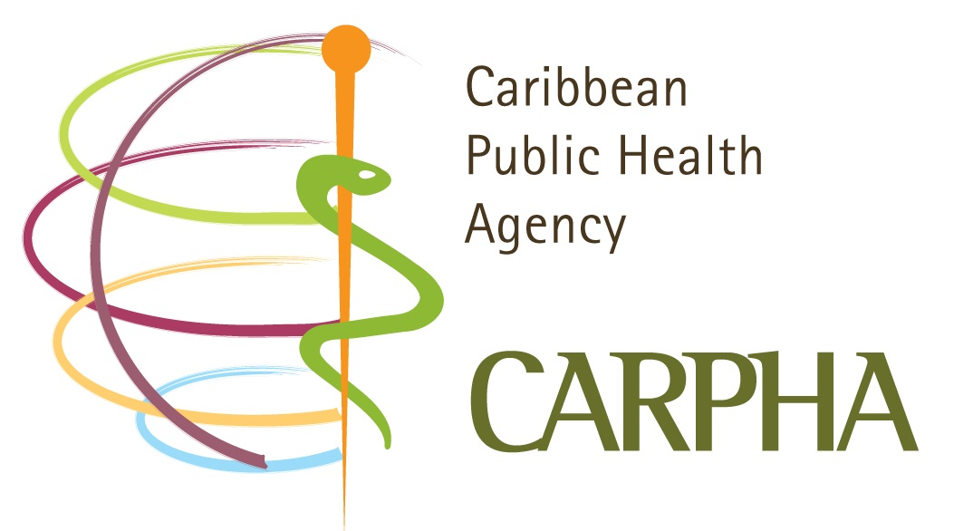 logo for Caribbean Public Health Agency