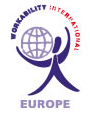 logo for Workability Europe