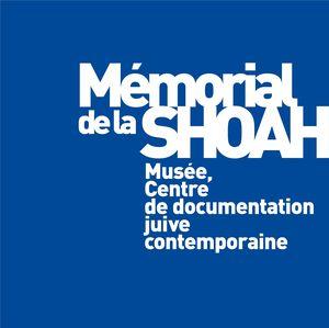 logo for Shoah Memorial