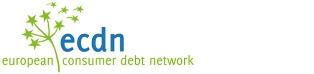 logo for European Consumer Debt Network
