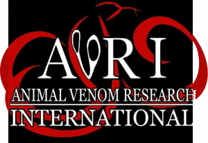 logo for Animal Venom Research International