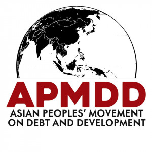logo for Jubilee South - Asian Peoples' Movement on Debt and Development
