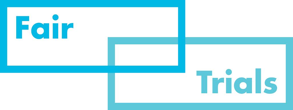 logo for Fair Trials
