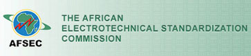 logo for African Electrotechnical Standardization Commission