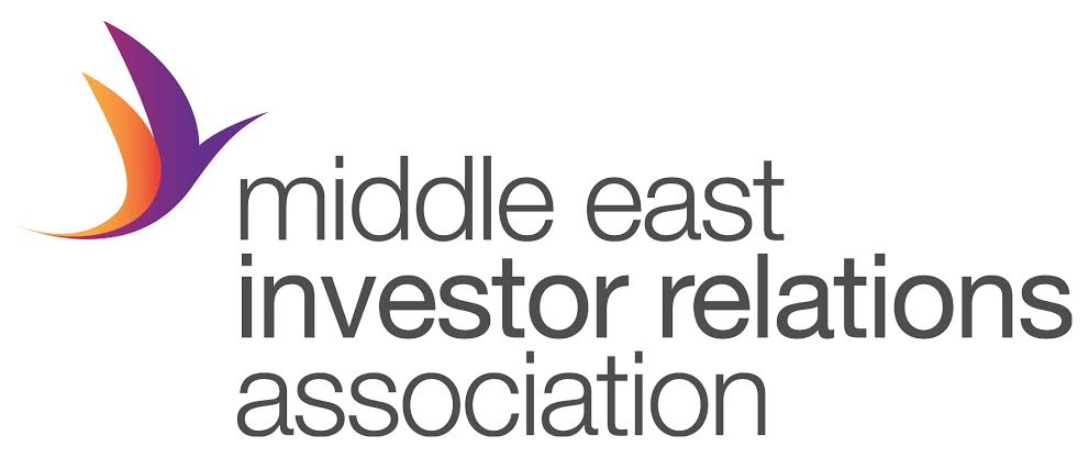 logo for Middle East Investor Relations Association