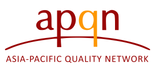 logo for Asia-Pacific Quality Network