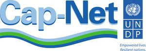 logo for Network for Capacity Building in Integrated Water Resources Management