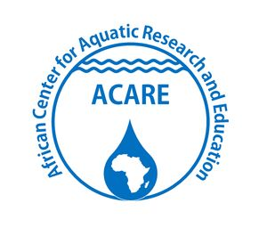 logo for African Centre for Aquatic Research and Education