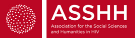 logo for Association for the Social Sciences and Humanities in HIV