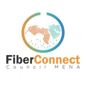 logo for Fiber Connect Council MENA