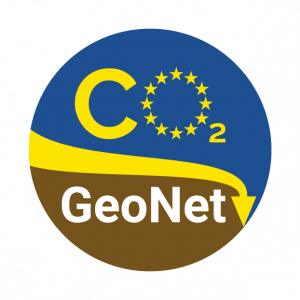 logo for European Network of Excellence on the Geological Storage of CO2