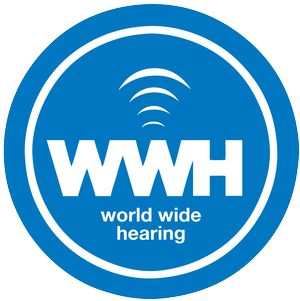 logo for World Wide Hearing