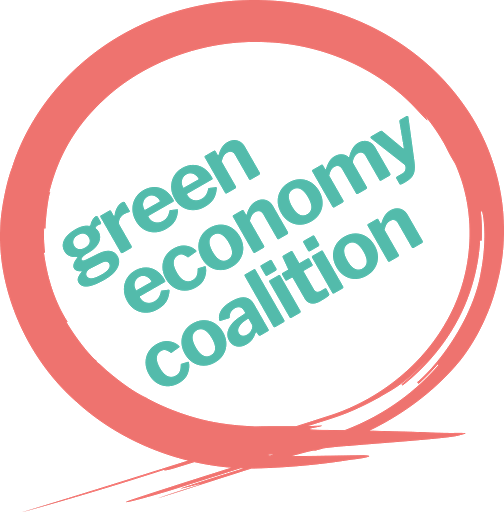 logo for Green Economy Coalition