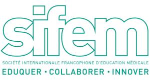 logo for Société internationale francophone d'éducation médicale