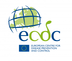 logo for European Centre for Disease Prevention and Control