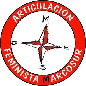 logo for Feminist Articulation Marcosur