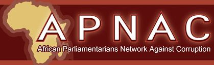 logo for African Parliamentarians Network Against Corruption