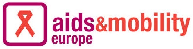 logo for AIDS  and  Mobility Europe